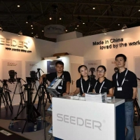 IBC2016, SEEDER Made-in-China loved by the World